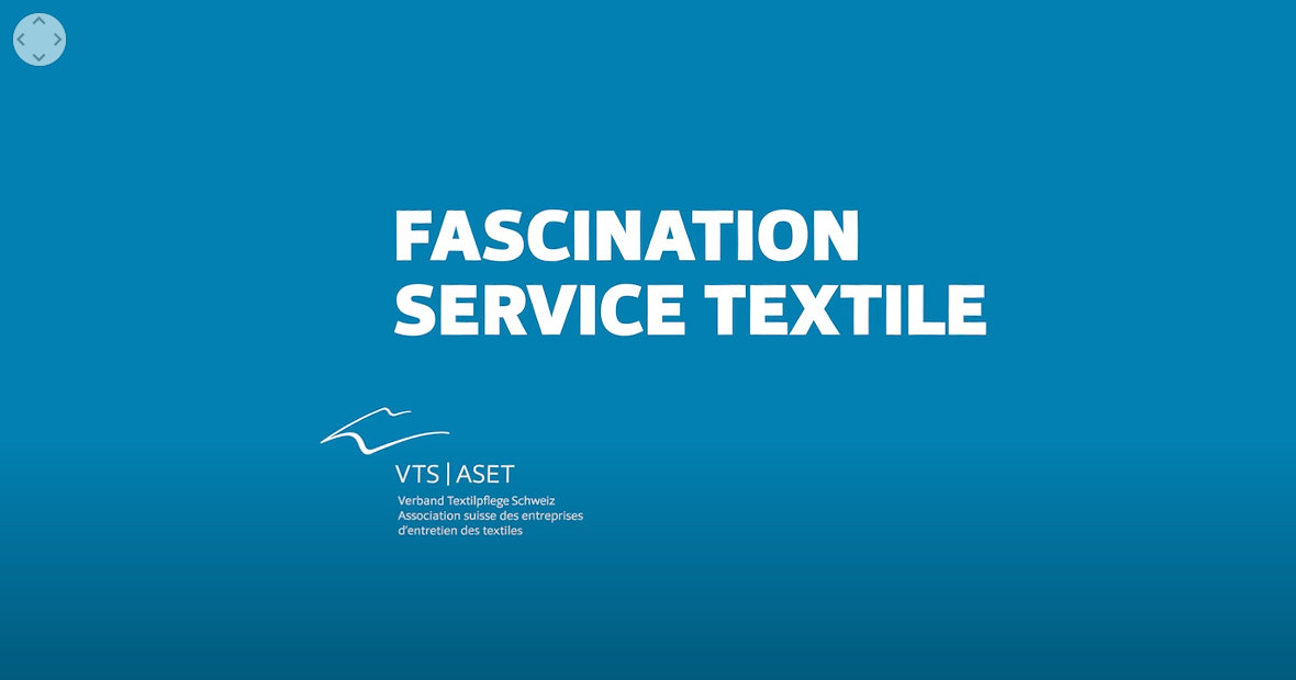 ASET: Fascination service textile